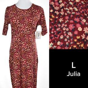 LuLaRoe Julia Dress - super soft legging material
